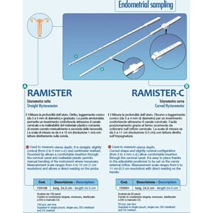 Ramister hysterometer