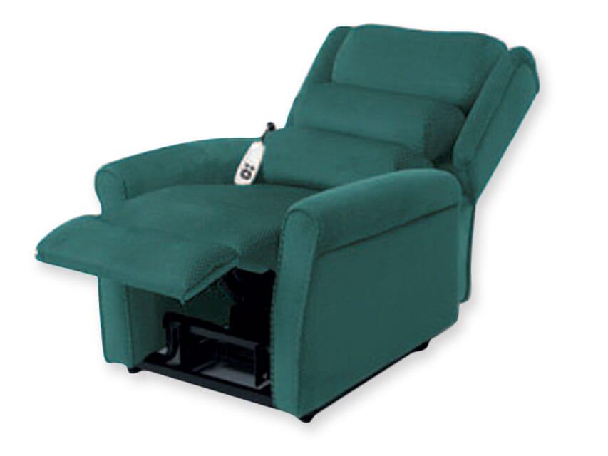 Løfte og hvilestol, 2 motorer, blå Gymo AS